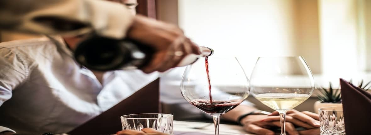 wijn toost